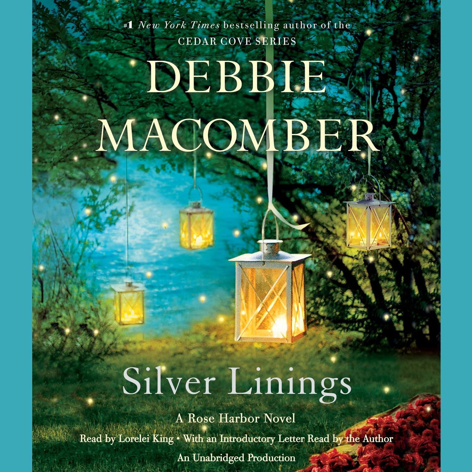 Printable Silver Linings: A Rose Harbor Novel Audiobook Cover Art
