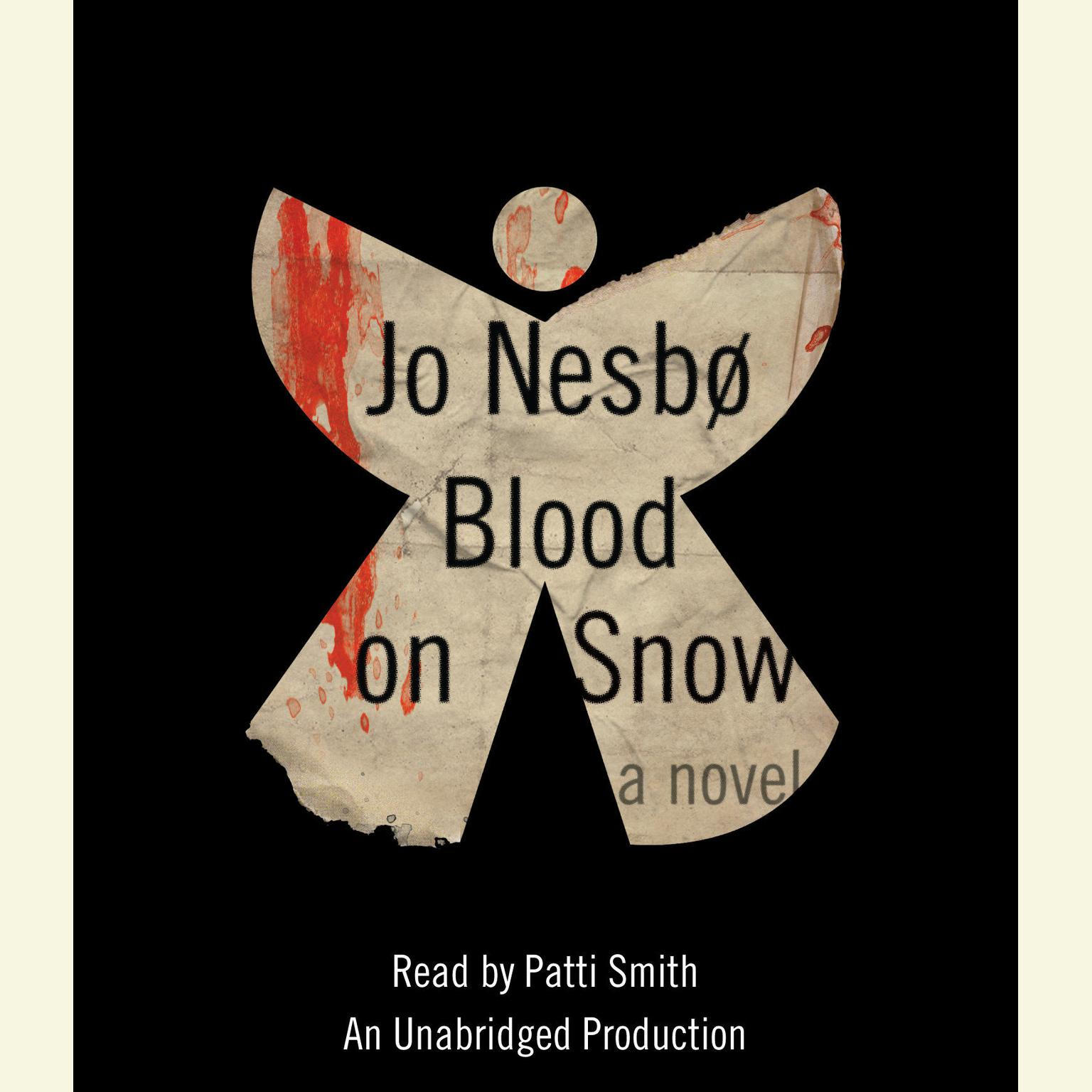 Printable Blood on Snow: A novel Audiobook Cover Art