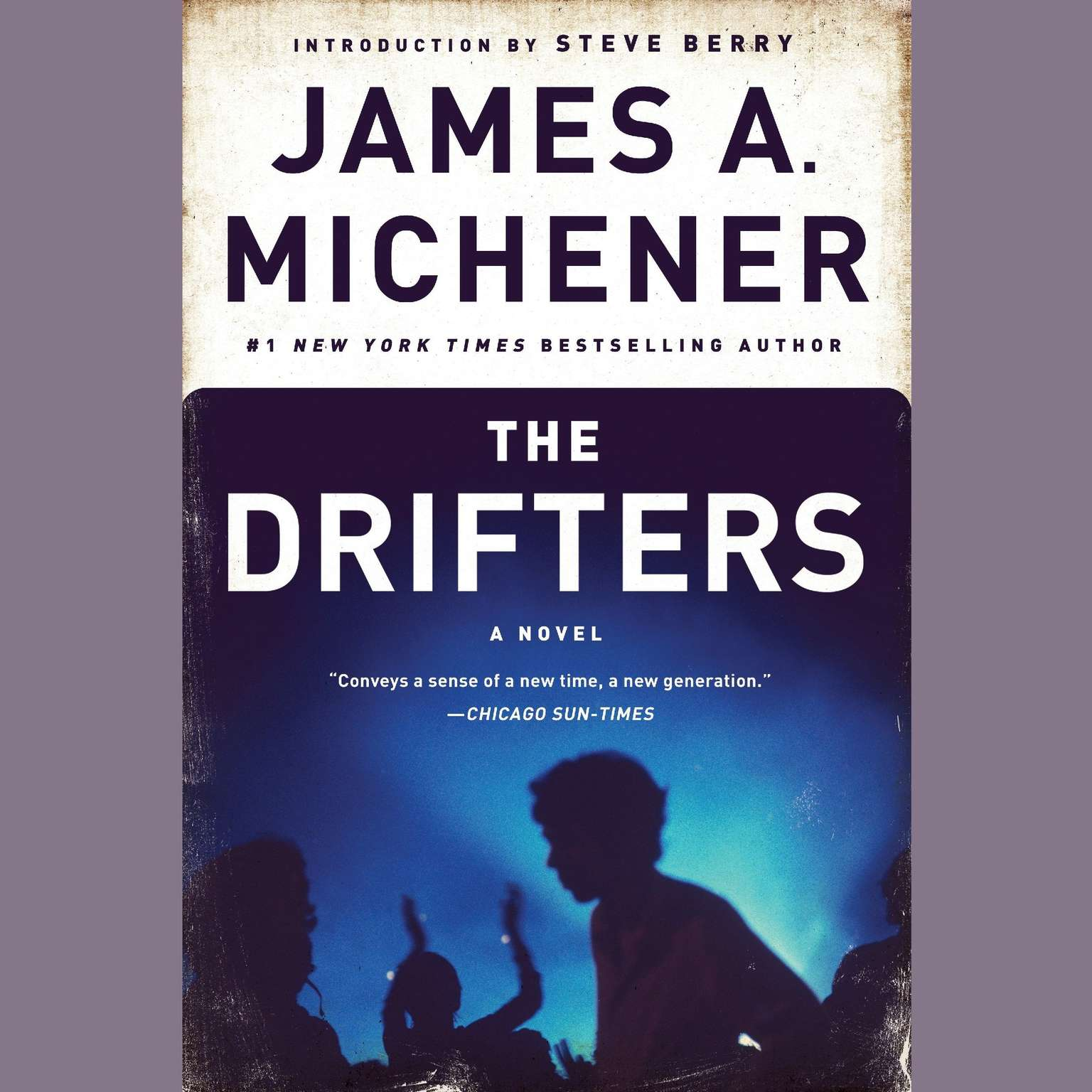 Printable The Drifters: A Novel Audiobook Cover Art