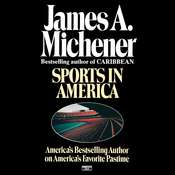 Sports in America, by James A. Michener