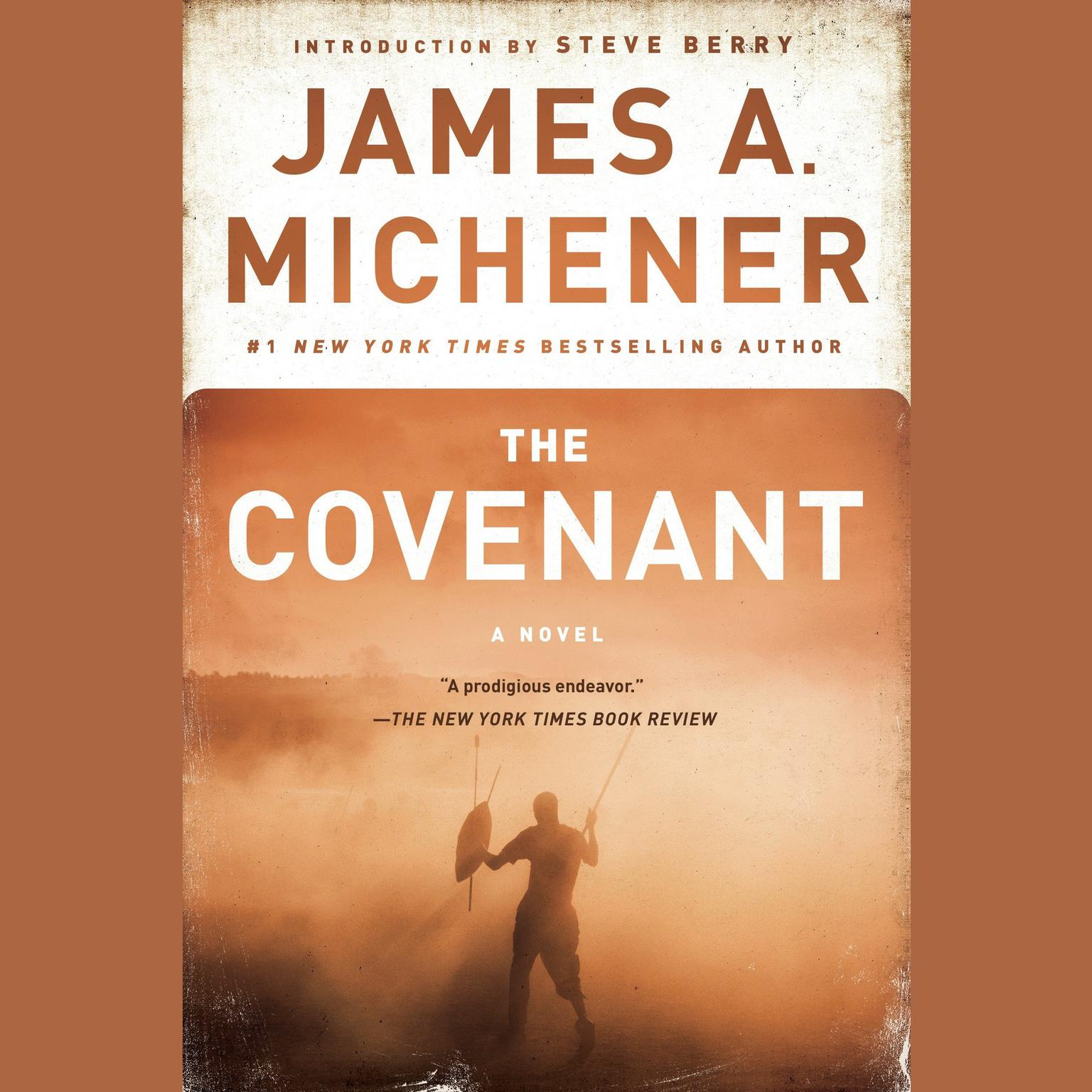 Printable The Covenant: A Novel Audiobook Cover Art