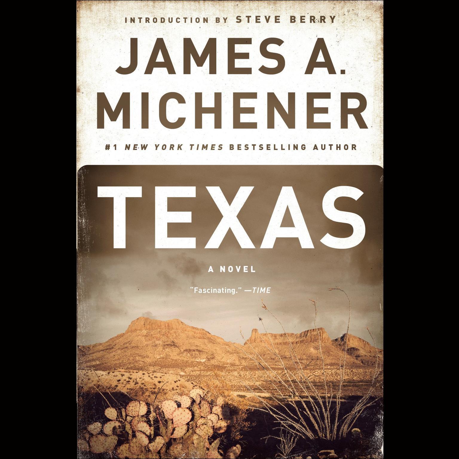Printable Texas: A Novel Audiobook Cover Art