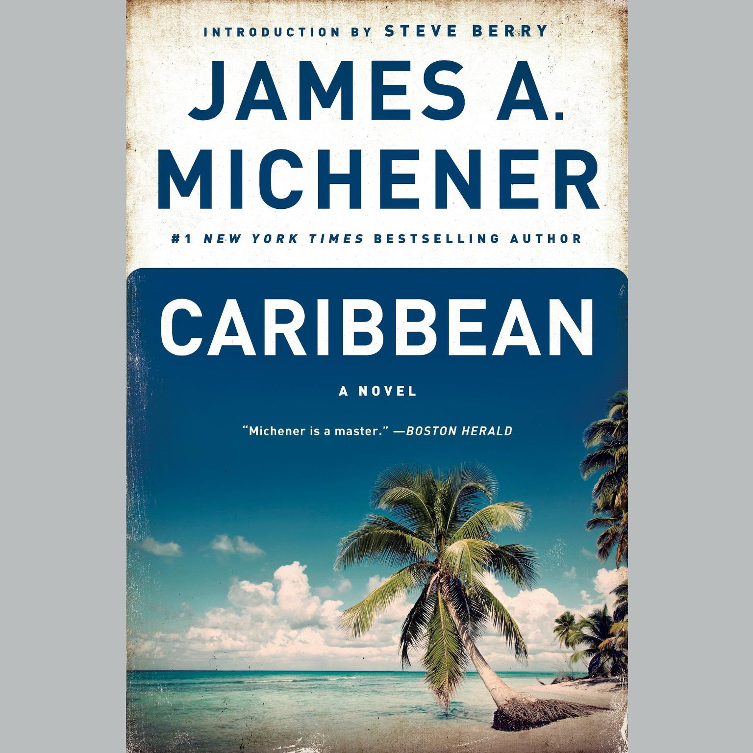 Printable Caribbean: A Novel Audiobook Cover Art
