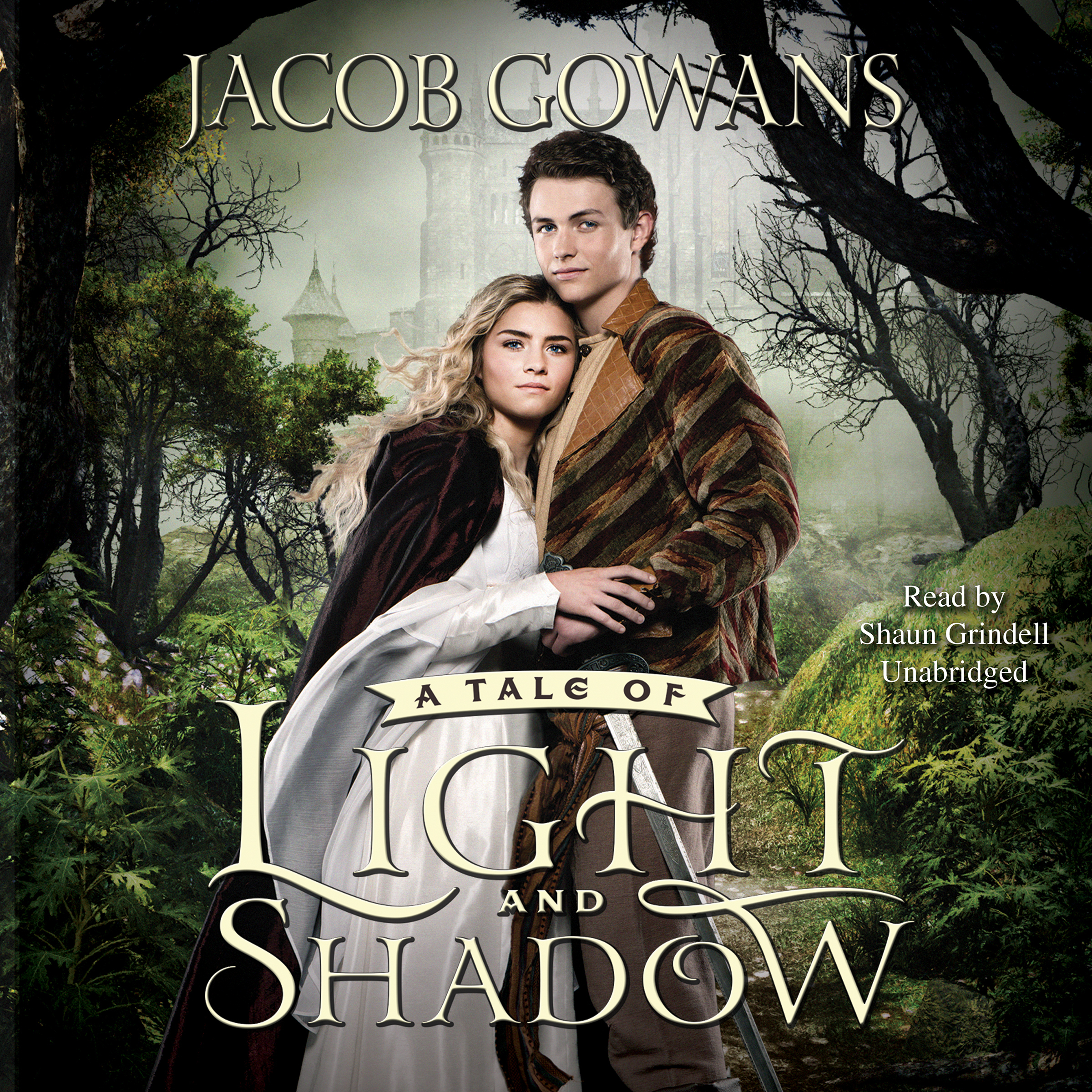 Printable A Tale of Light and Shadow Audiobook Cover Art