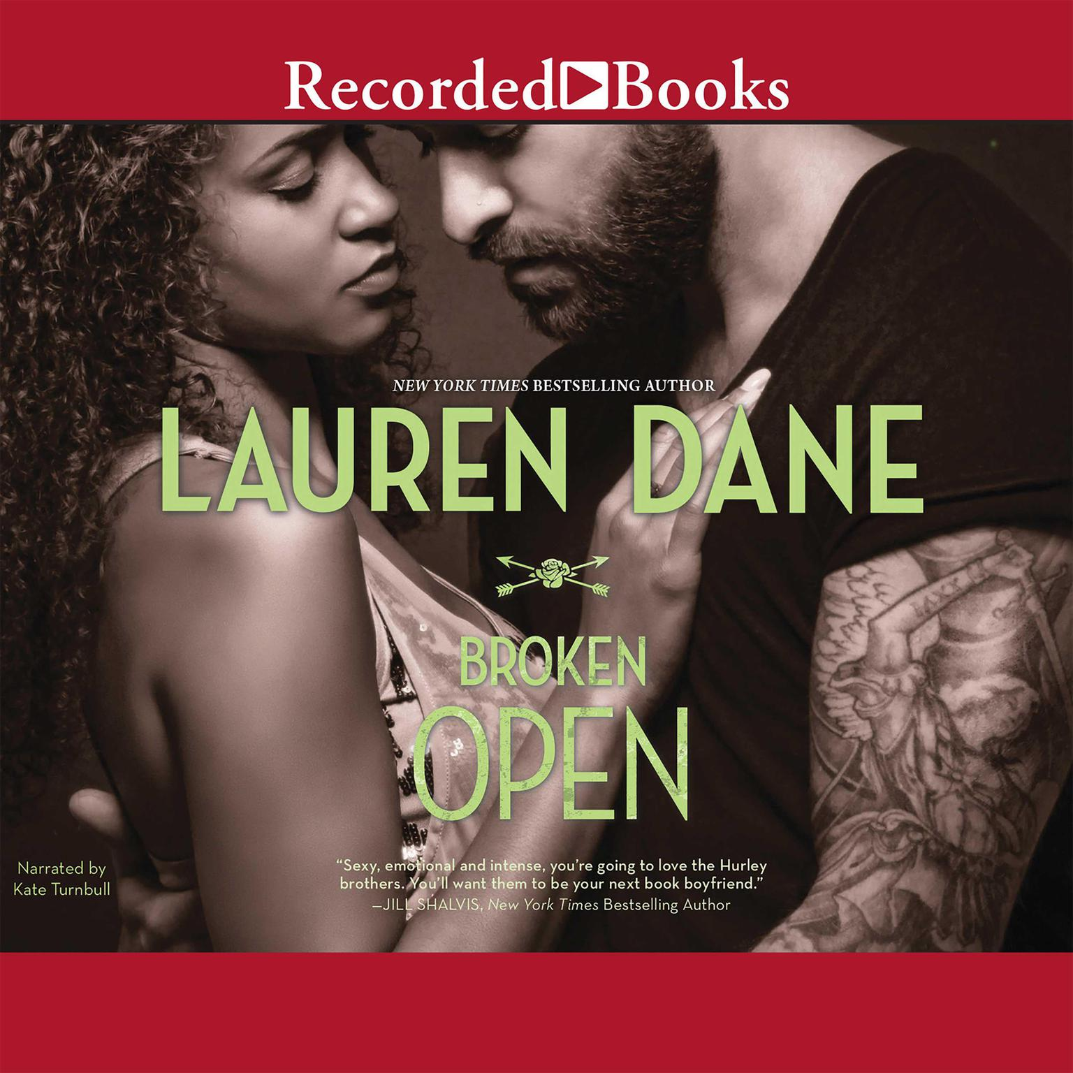 Printable Broken Open Audiobook Cover Art