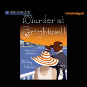 Murder at the Brightwell Audiobook, by Ashley Weaver
