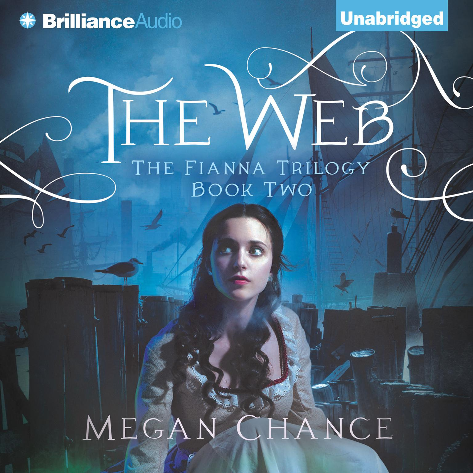 The Web Audiobook, by Megan Chance
