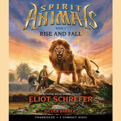 Rise and Fall Audiobook, by Eliot Schrefer