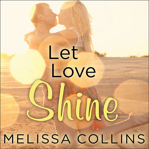 Printable Let Love Shine Audiobook Cover Art