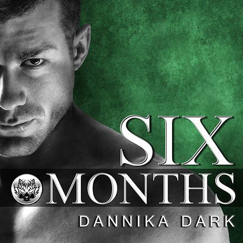 Printable Six Months Audiobook Cover Art