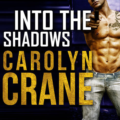 Printable Into the Shadows Audiobook Cover Art