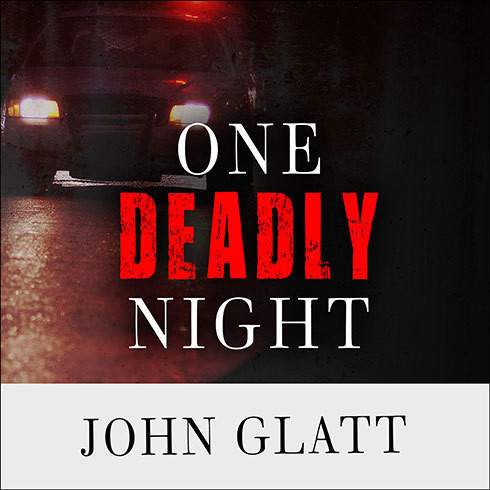 Printable One Deadly Night: A State Trooper, Triple Homicide, and a Search for Justice  Audiobook Cover Art