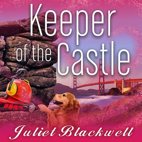 Printable Keeper of the Castle Audiobook Cover Art