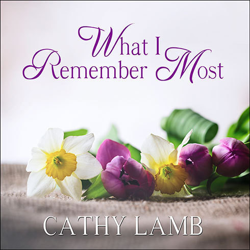 Printable What I Remember Most Audiobook Cover Art