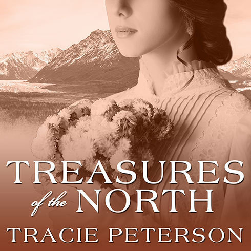 Printable Treasures of the North Audiobook Cover Art