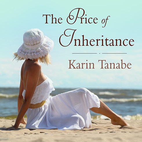 Printable The Price of Inheritance Audiobook Cover Art