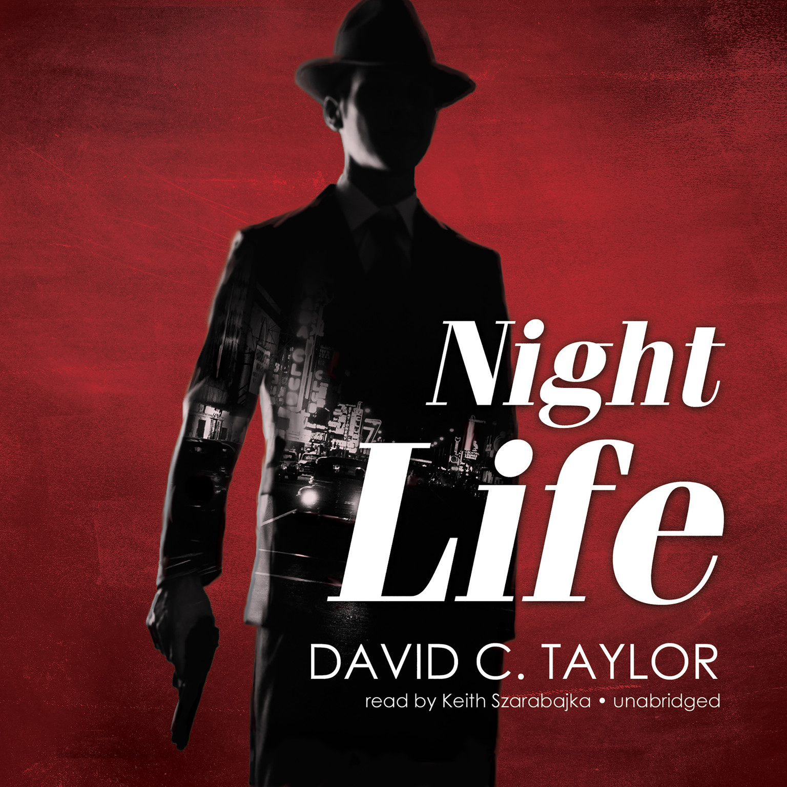 Printable Night Life Audiobook Cover Art