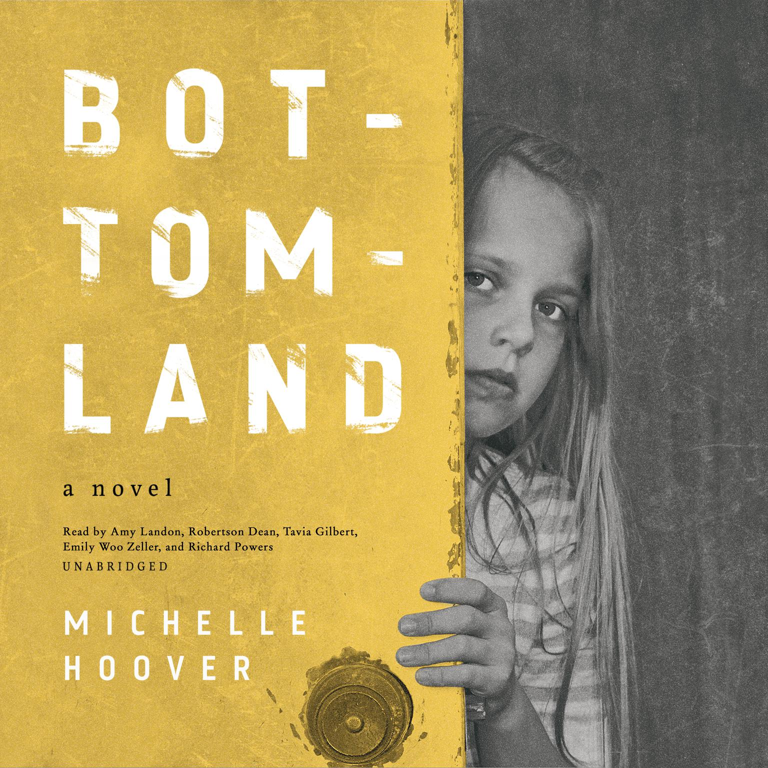 Printable Bottomland Audiobook Cover Art