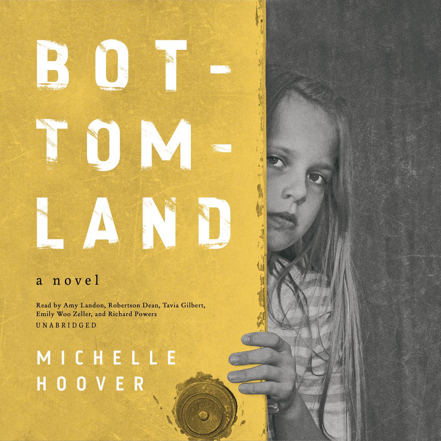 Printable Bottomland Audiobook Cover Art