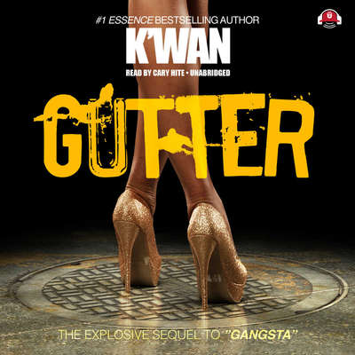 Gutter Audiobook, by , K'wan