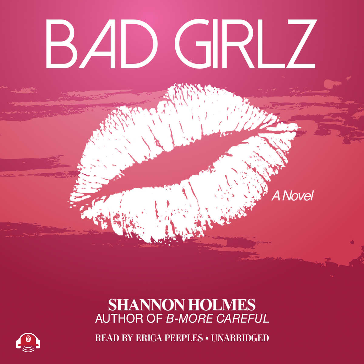 Printable Bad Girlz Audiobook Cover Art