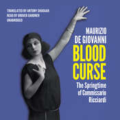 Blood Curse: The Springtime of Commissario Ricciardi Audiobook, by Maurizio de Giovanni