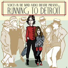 Running to Detroit Audiobook, by Dave  Carley