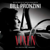 Vixen: A Nameless Detective Novel, by Bill Pronzini