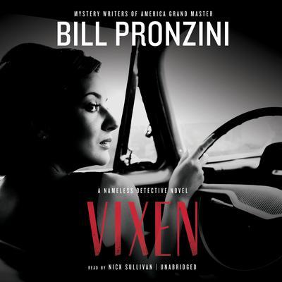 Vixen: A Nameless Detective Novel Audiobook, by Bill Pronzini