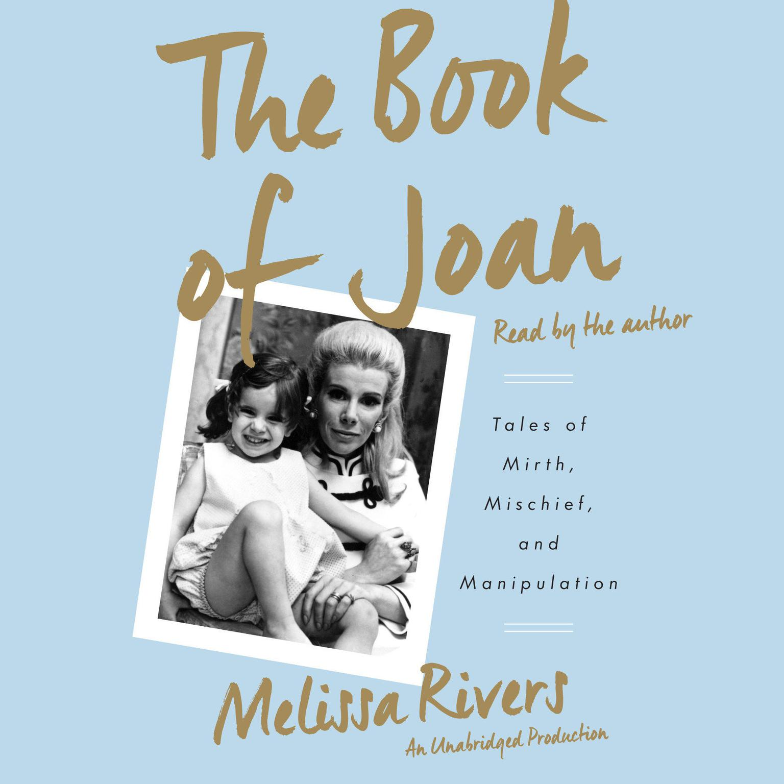 Printable The Book of Joan: Tales of Mirth, Mischief, and Manipulation Audiobook Cover Art