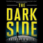 The Dark Side Audiobook, by Anthony O'Neill