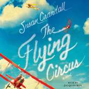 The Flying Circus, by Susan Crandall