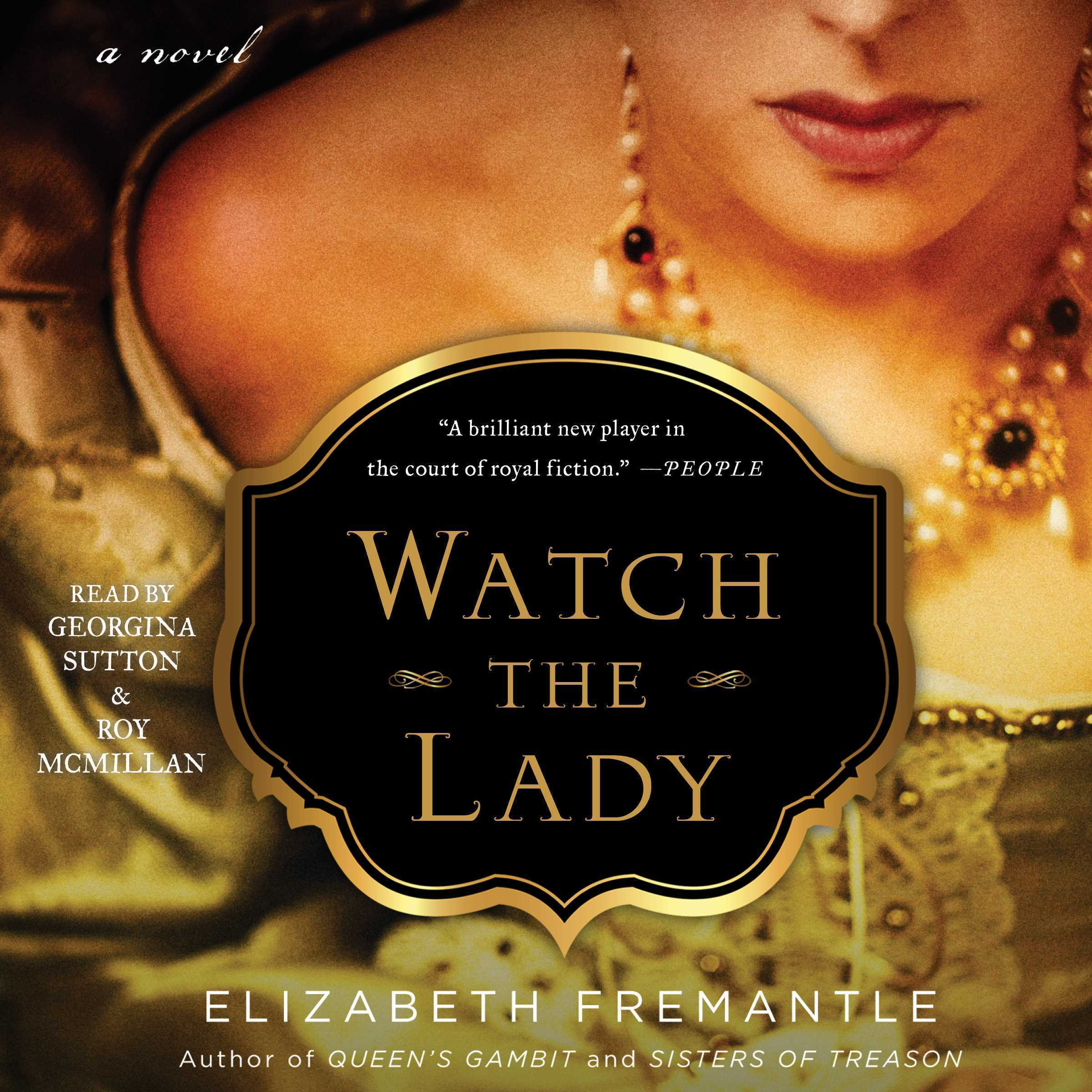 Printable Watch the Lady: A Novel Audiobook Cover Art