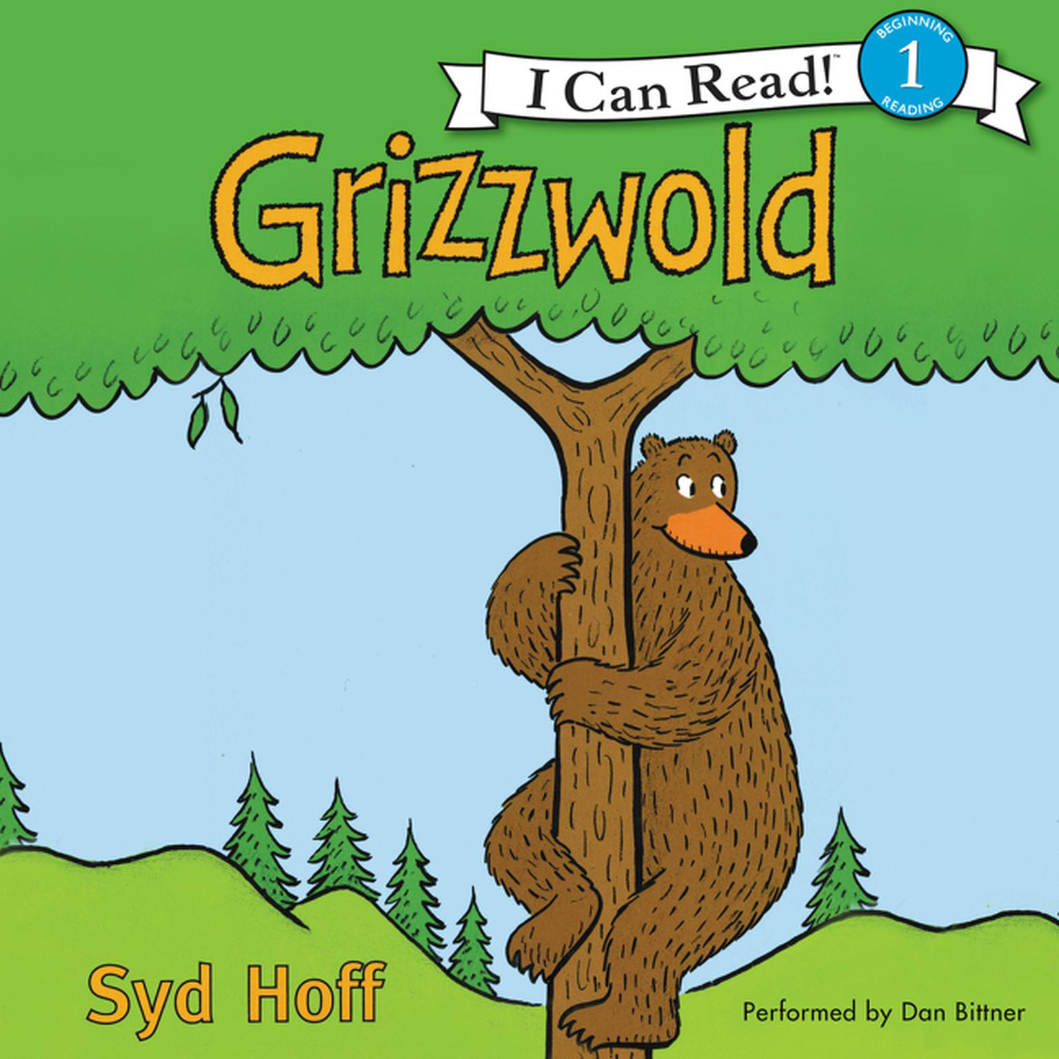 Printable Grizzwold Audiobook Cover Art