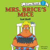 Mrs. Brices Mice Audiobook, by Syd Hoff