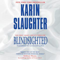 Blindsighted Audiobook, by