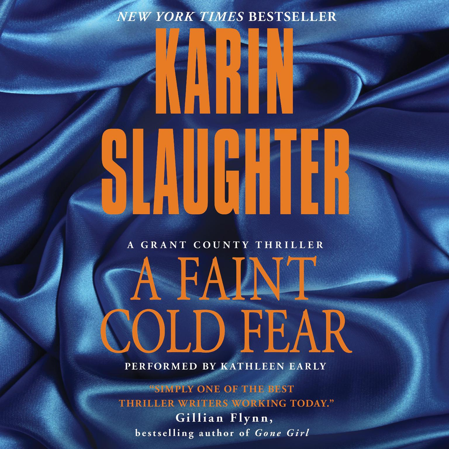 Printable A Faint Cold Fear Audiobook Cover Art