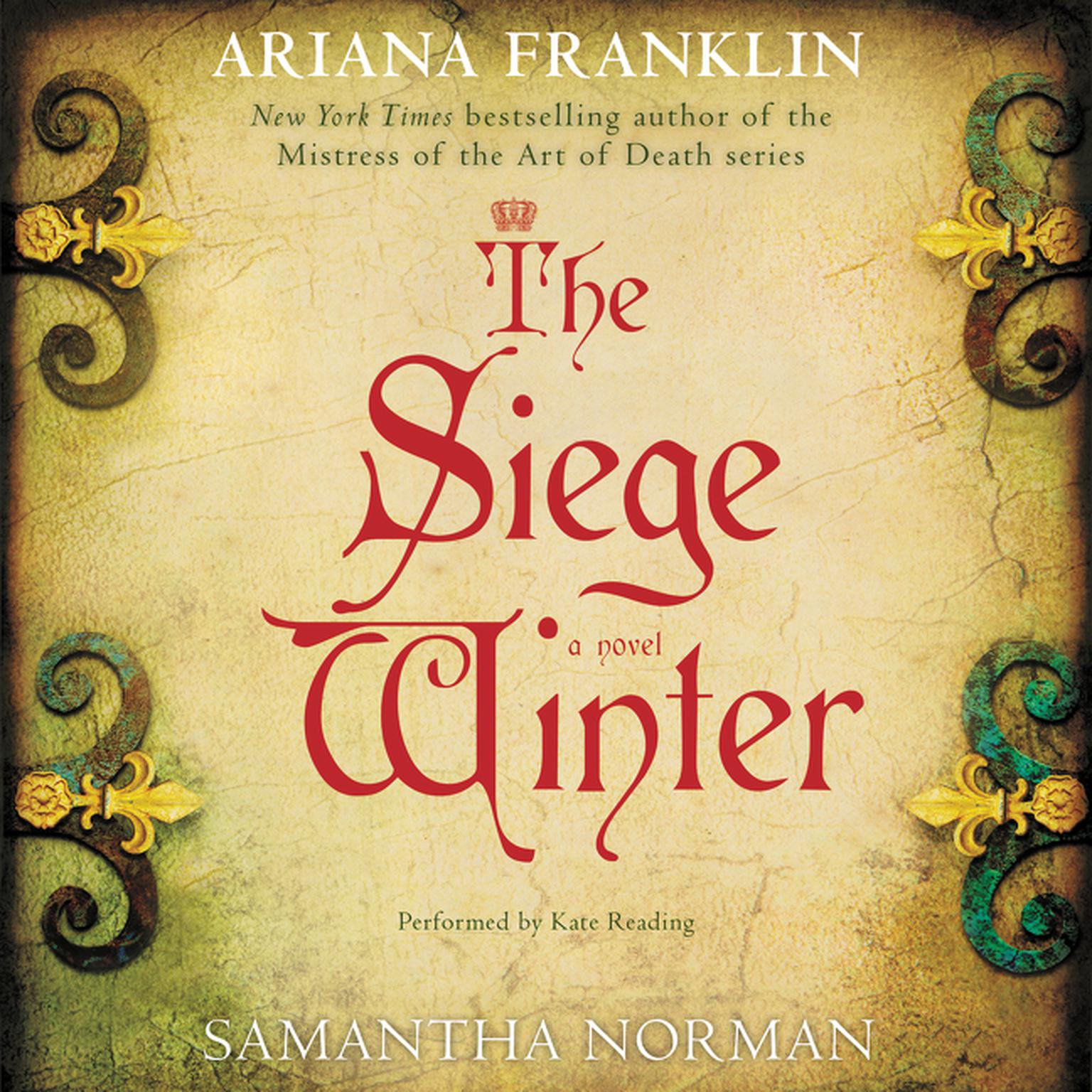 Printable The Siege Winter: A Novel Audiobook Cover Art