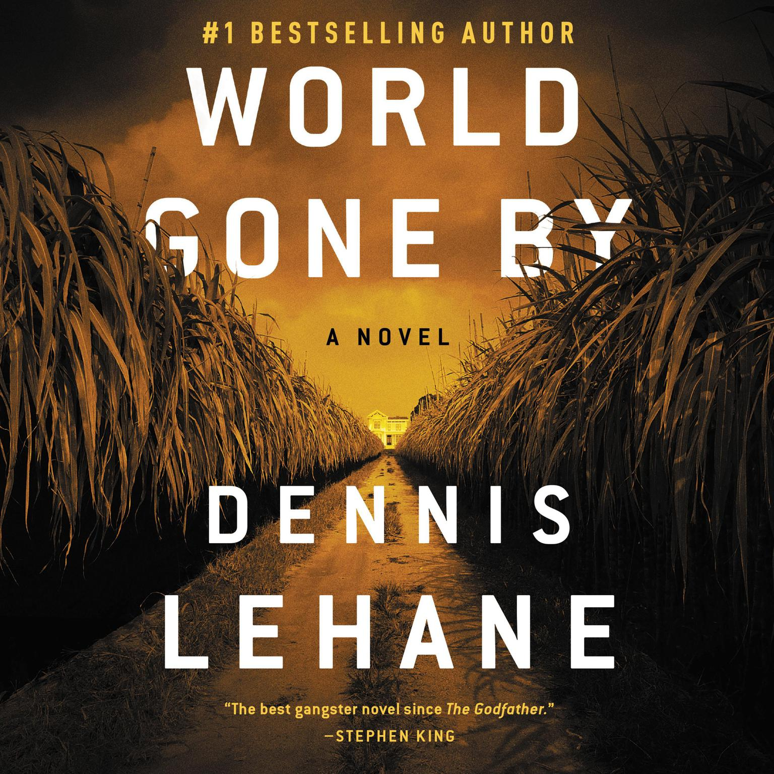 Printable World Gone By: A Novel Audiobook Cover Art