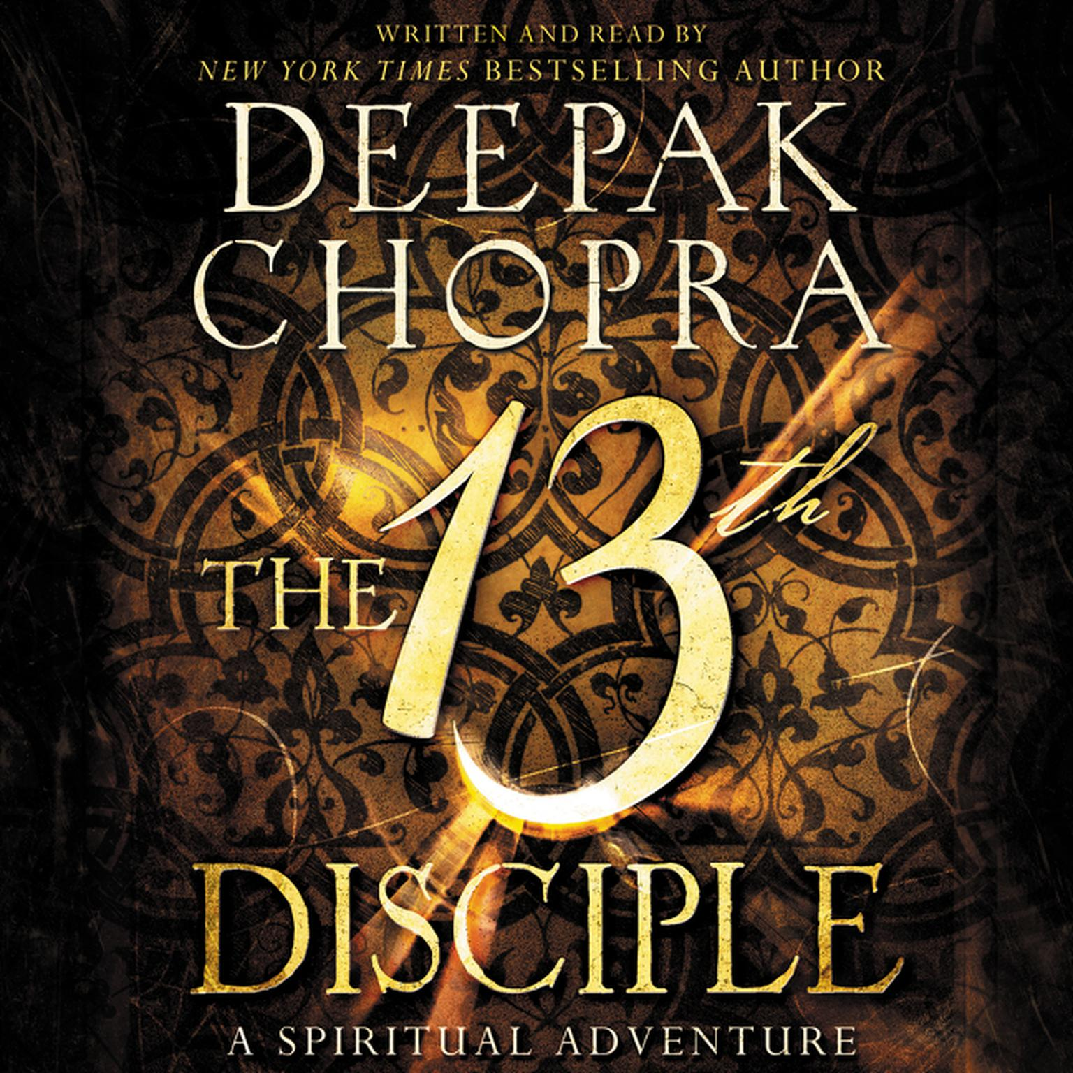 Printable The 13th Disciple: A Spiritual Adventure Audiobook Cover Art