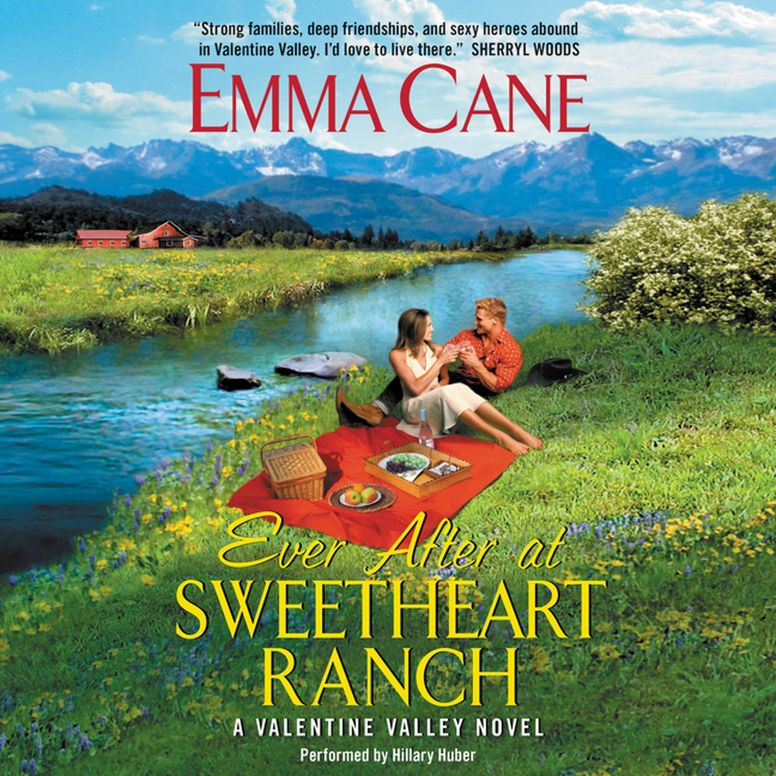 Printable Ever After at Sweetheart Ranch: A Valentine Valley Novel Audiobook Cover Art