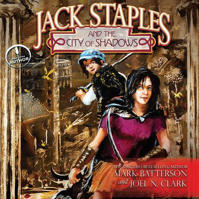 Jack Staples and the City of Shadows Audiobook, by Mark Batterson