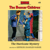 The Hurricane Mystery Audiobook, by Gertrude Chandler Warner