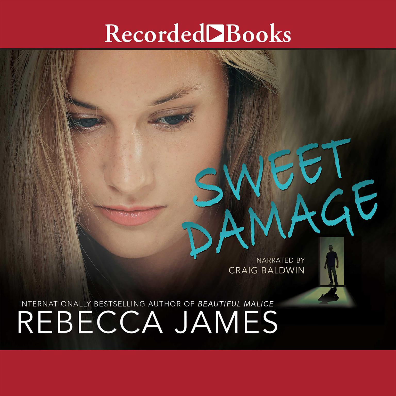 Printable Sweet Damage Audiobook Cover Art