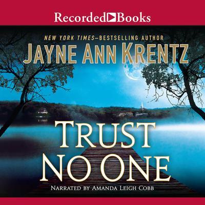 Trust No One Audiobook, by Jayne Ann Krentz
