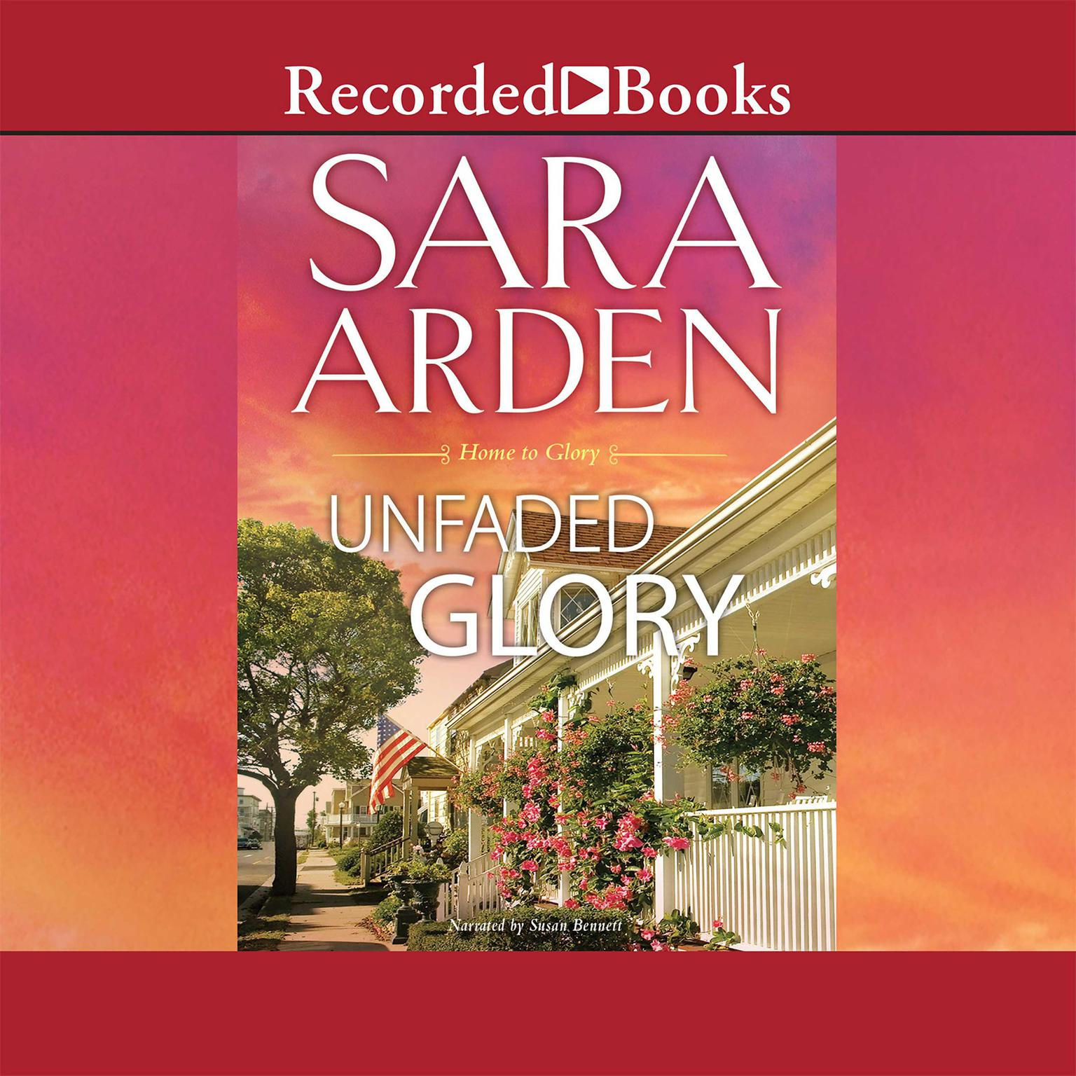 Printable Unfaded Glory Audiobook Cover Art