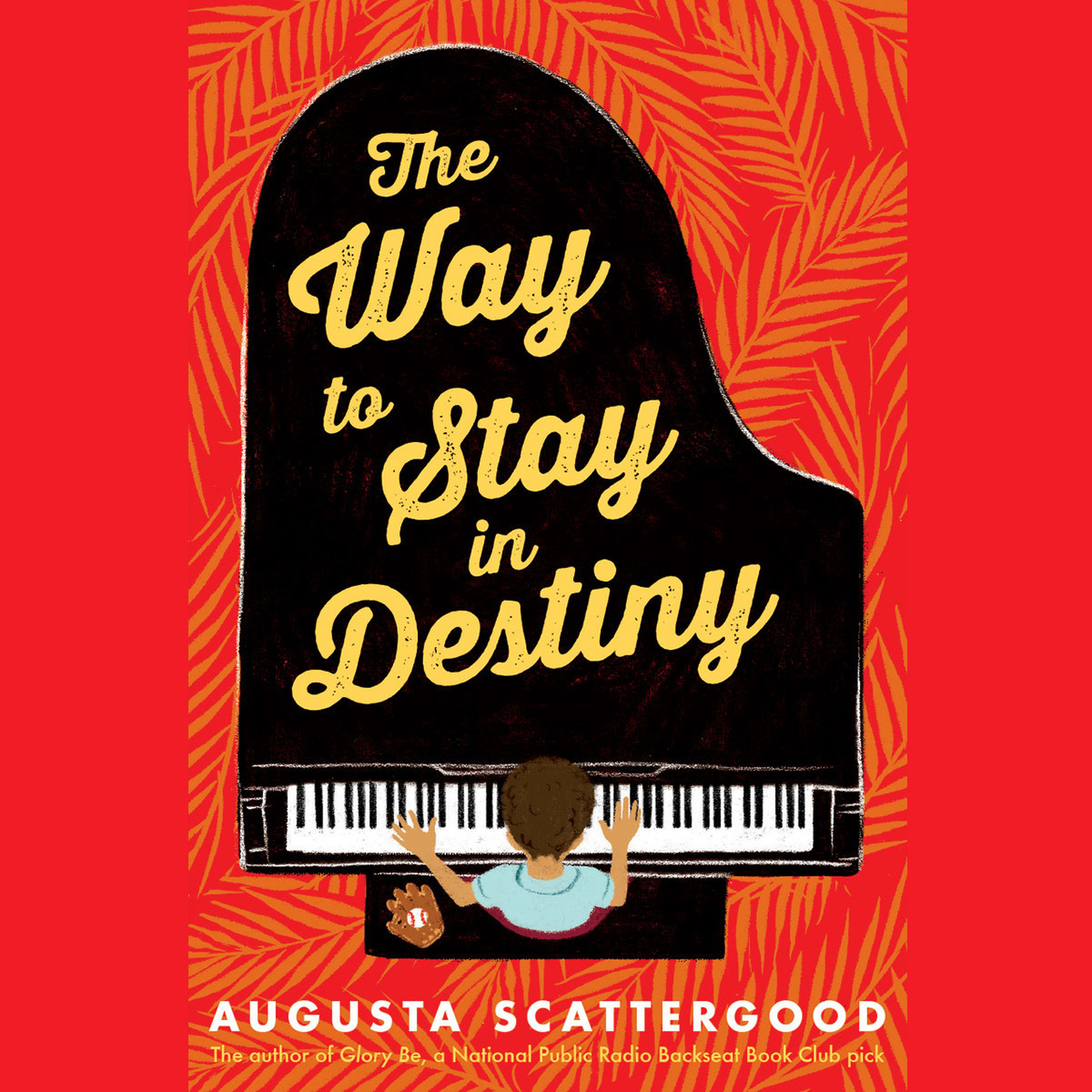 Printable The Way to Stay in Destiny Audiobook Cover Art