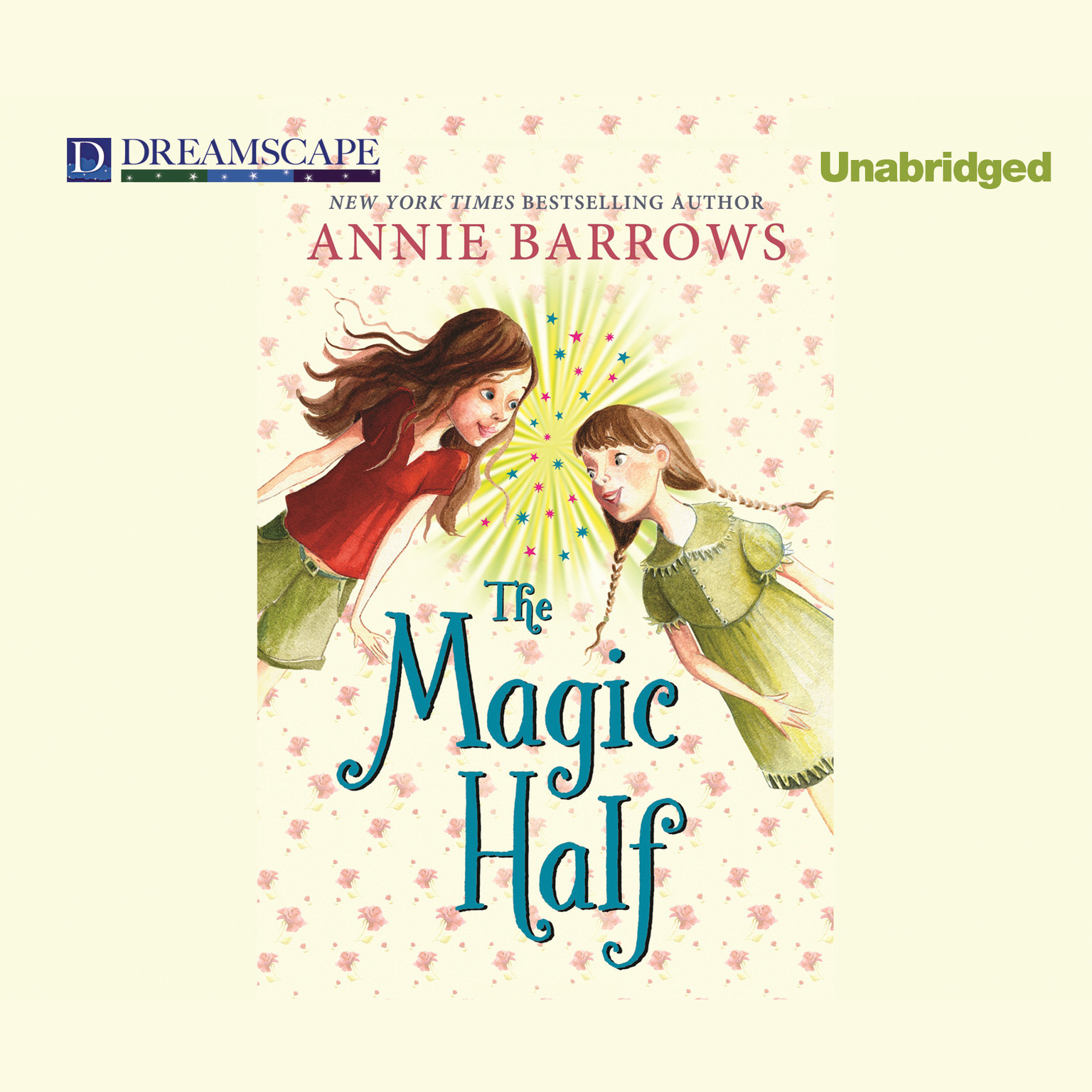 Printable The Magic Half Audiobook Cover Art