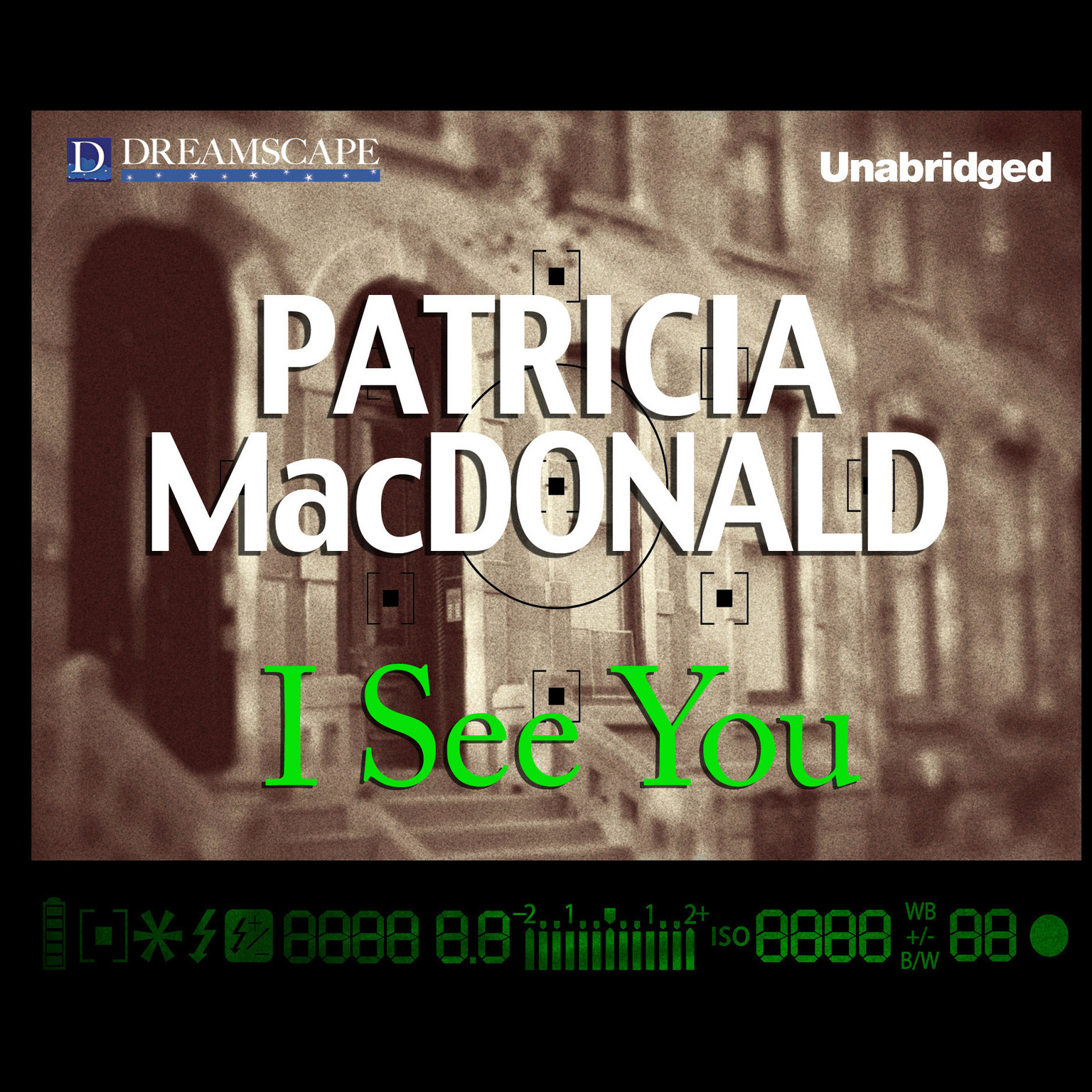 Printable I See You Audiobook Cover Art