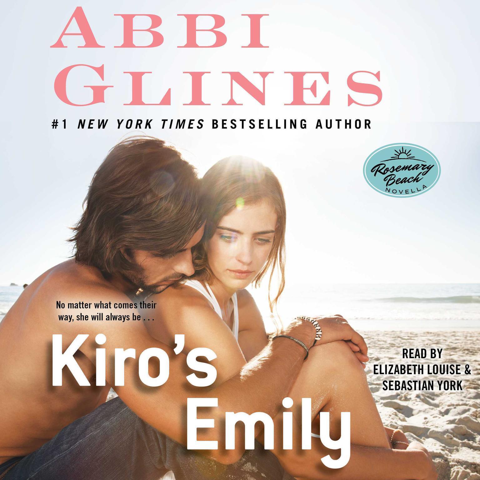 Printable Kiro's Emily: A Rosemary Beach Novella Audiobook Cover Art
